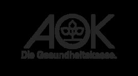 AOK_Logo_BW